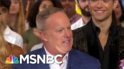 Define Star? ABC Hires Sean Spicer For 'Dancing With The Stars' | The Beat With Ari Melber | MSNBC 4