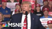 Donald Trump Makes Up A Lot Of Awards | All In | MSNBC 4