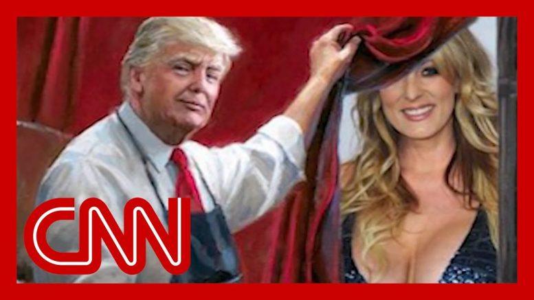 Critics deface Trump 'Masterpiece' 1