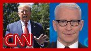 """Cooper counts Trump's flip-flops: """"Buckle up"""" 3"""
