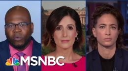 Echoes Of Gitmo? Trump Seizing 'Indefinite Detention' Powers | The Beat With Ari Melber | MSNBC 5