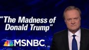 President Donald Trump's Actions Create Obstacles For Trump Campaign | The Last Word | MSNBC 3