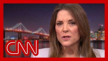 Marianne Williamson: US economy skewed in favor of few people 2