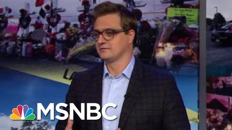 Chris Hayes On The Inception Of White Terrorism In America. | All In | MSNBC 1