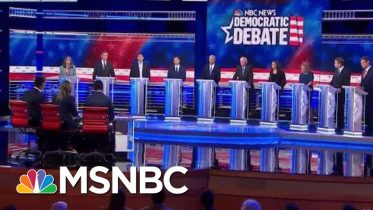 Trump's Flawed Record Attracts Challengers Aplenty For 2020 | Rachel Maddow | MSNBC 2