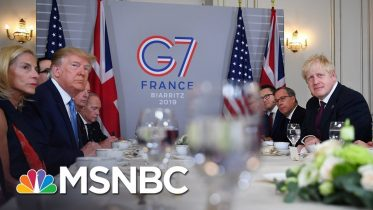 Trump On China Trade War: 'I Have Second Thoughts About Everything' | MSNBC 6