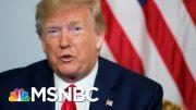Trump Says He's Not Seeking Regime Change In Iran | MSNBC 3