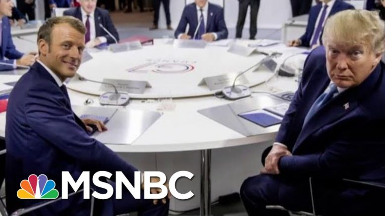 How The World Is Moving On From U.S. Leadership | Deadline | MSNBC 1
