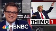 President Donald Trump's Latest Brilliant Plan: Nuke The Hurricanes | All In | MSNBC 3