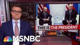 Hayes On Trump's Repeat Call For Russia To Be Readmitted To The G7 | All In | MSNBC 6