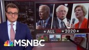 New Polls Show Top Tier In Democratic Race | All In | MSNBC 3