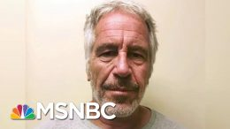 Epstein Judge Stands By Holding 'Essential' Victims Hearing | MSNBC 8