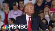 President Donald Trump Disciplined In Ohio, But Faces Few Guardrails In WH | Morning Joe | MSNBC 3
