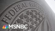 FEC Loses Its Power After Vice Chair Resigns | MTP Daily | MSNBC 2