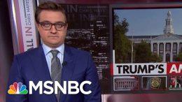 Palestinian-Born Harvard Freshman Denied Entry Into U.S.   All In   MSNBC 7