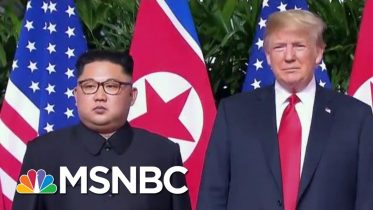 Rpt: North Korea Appears To Be Building New Ballistic Missile Submarine | The Last Word | MSNBC 6