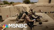 WaPo: A Deal With The Taliban Could Mean Our Troops Could Come Home | Velshi & Ruhle | MSNBC 5