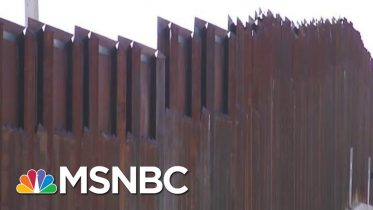 White House: Trump Is Joking When He Talks About Border Wall Pardons   Velshi & Ruhle   MSNBC 9