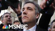 NYT: Manhattan DA Subpoenas Trump Org Over 2016 Hush Money | Velshi & Ruhle | MSNBC 3