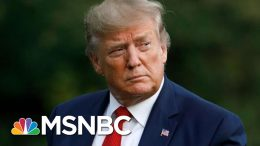 President Trump Strips Millions From FEMA For Immigration Plan | The Beat With Ari Melber | MSNBC 4