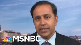 Rep. Raja Krishnamoorthi: Democrats Must Do More On Trump Oversight | MTP Daily | MSNBC 9