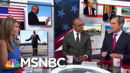 The Stunning And Possibly Illegal Lengths Trump Is Willing To Go To Get His Wall | Deadline | MSNBC 3