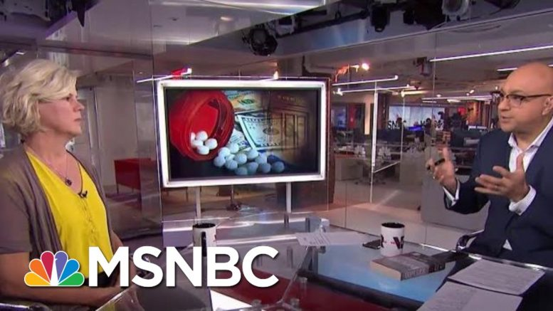 Opioid Cases Could Have Ripple Effect On Similar Suits | Velshi & Ruhle | MSNBC 1