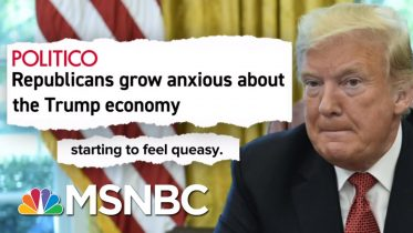 Rattled: Trump Under Pressure On Immigration, Economy   The Beat With Ari Melber   MSNBC 6