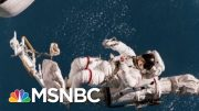 President Donald Trump Gets Us One Step Closer To Space Force | All In | MSNBC 5
