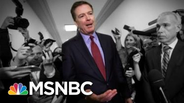 Heavy Criticism From Team Trump, DOJ Report Reveals Comey Broke No Laws | The 11th Hour | MSNBC 2