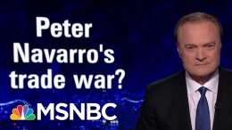 GOP Senators Worried About Economy Under President Donald Trump | The Last Word | MSNBC 2