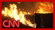 Communities struggle to battle Amazon rainforest fires 3