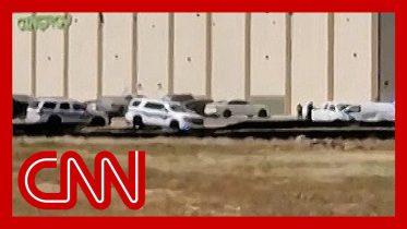 'Surreal' video captures gunfire in Odessa, Texas 6
