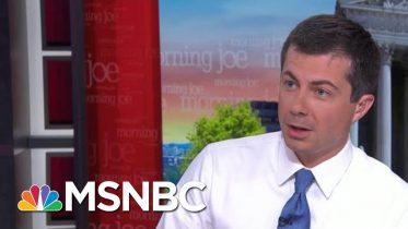 Mayor Pete: The World Needs America Now More Than Ever | Morning Joe | MSNBC 3