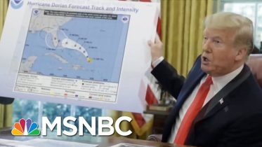 You've Never Seen A President 'So Impervious To Outside Facts' | Deadline | MSNBC 2