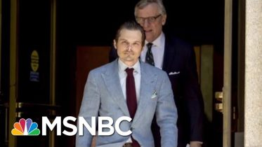 'Wingman' To Witness: Roger Stone Aide Flips   The Beat With Ari Melber   MSNBC 6