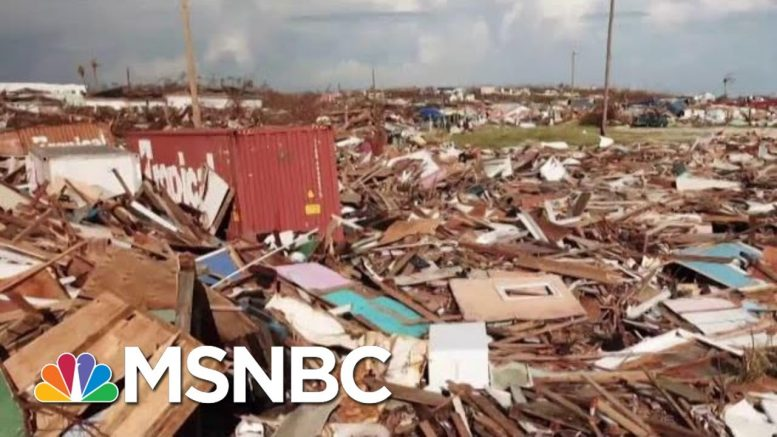 """Bahamas Braces For Death Toll To """"Climb Dramatically"""" 