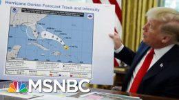 GOP Senators Who Backed Trump's Emergency Declaration Lose Military Funds | The Last Word | MSNBC 5