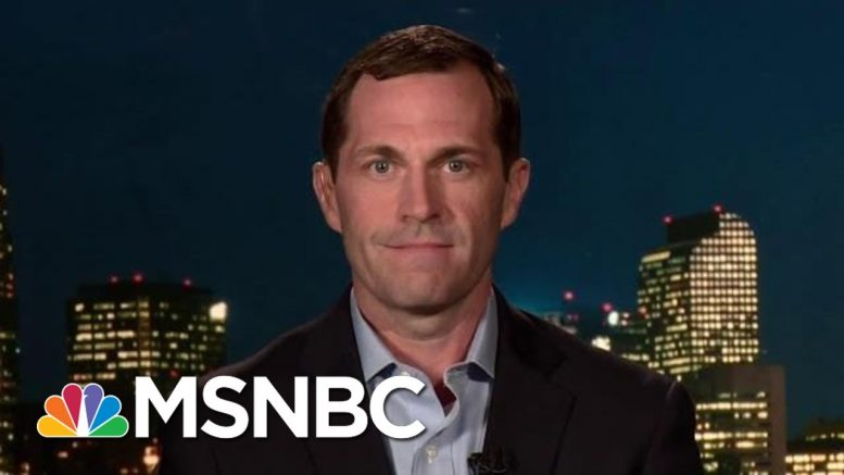 Congressman Jason Crow: Border Patrol Told Me They Need Help, Not A Wall | The Last Word | MSNBC 1