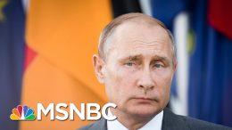 President Donald Trump Coddling Putin Hampers NATO As Russia Oversteps | Rachel Maddow | MSNBC 5