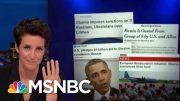 Trump Dismantling US Response To Russian Annexation Of Crimea | Rachel Maddow | MSNBC 5