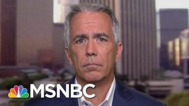 Joe Walsh Smashes 'Scared' RNC For Protecting 'Con Man' Trump   The Beat With Ari Melber   MSNBC 6
