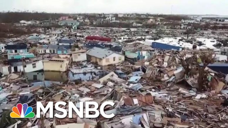 Death Toll In Bahamas Rises As Survivors Try To Evacuate | The Last Word | MSNBC 1
