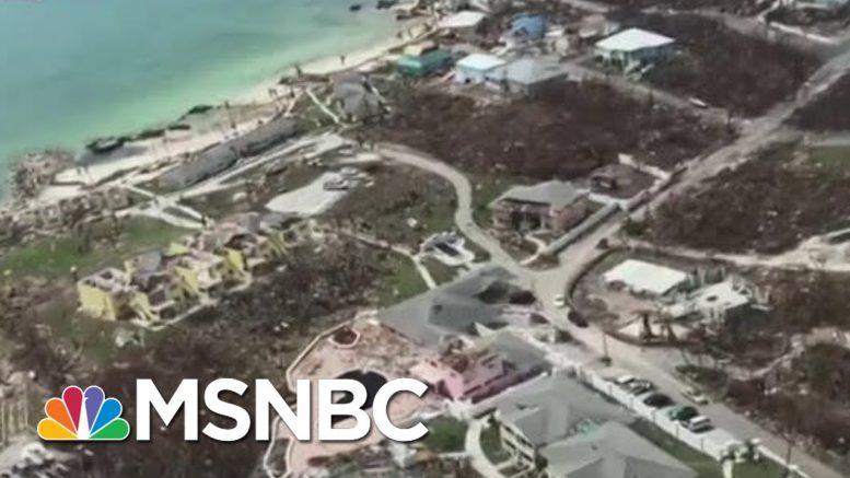 Project Hope Ships Medical Supplies To Bahamas | Morning Joe | MSNBC 1