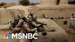 Trump Cancels Secret Taliban Meeting, Says Talks Are 'Dead' | MTP Daily | MSNBC 1