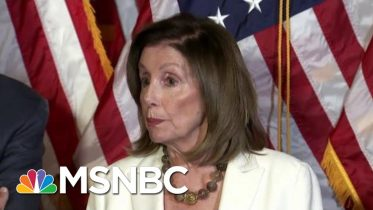 'Hell To Pay': Speaker Pelosi Threatens Trump Over Gun Control | The Beat With Ari Melber | MSNBC 6