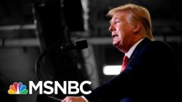 Trump Disinvited Taliban From Camp David Via Twitter Before 9/11 Anniversary | The 11th Hour | MSNBC 4