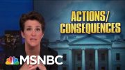Roiled By Trump Politics, NOAA Seeks Accountability, Atonement | Rachel Maddow | MSNBC 4