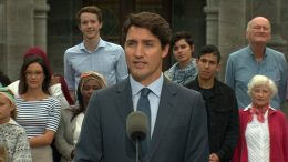 Justin Trudeau's full remarks on election call 5