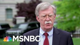 John Bolton 'Didn't Do What National Security Advisers Are Supposed To Do'   MTP Daily   MSNBC 8